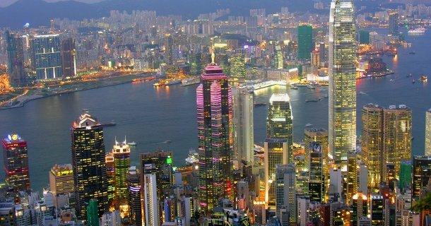 Ile de Hong Kong