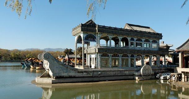 Le Palais d'ete Beijing
