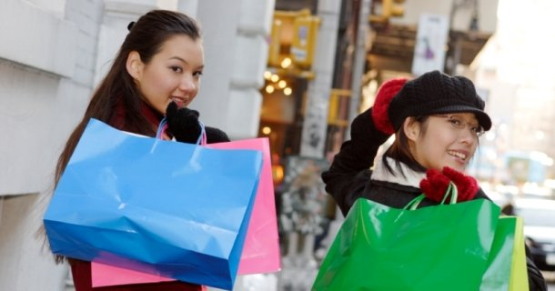 Hong Kong, le paradis du shopping