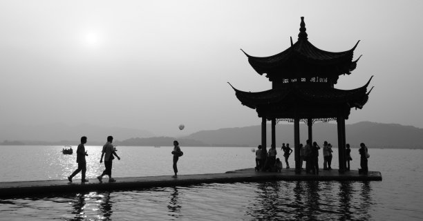 Hangzhou, China - West Lake
