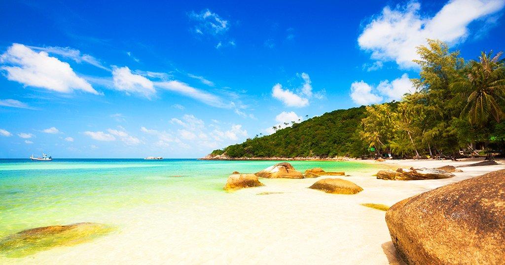 île de Koh Pha Ngan