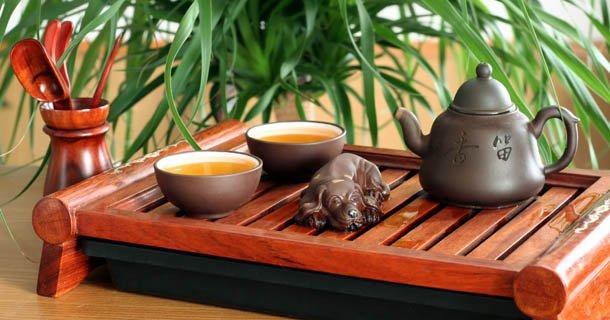 Les arnaques au thé sur Shanghai