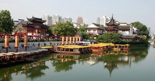 le grand canal nanjing