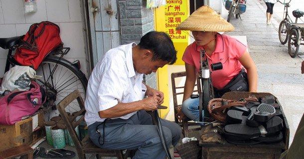 L'artisanat en Chine