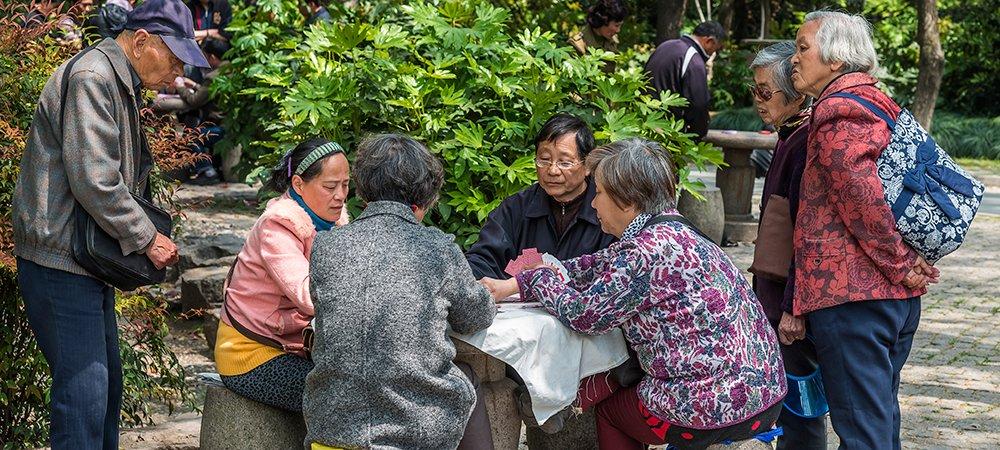la vie a shanghai